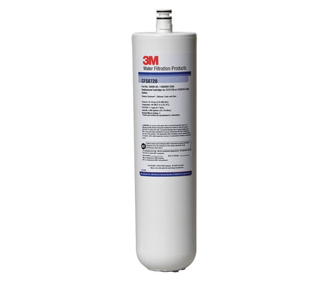 3M Cuno CFS8720, 56319-05, Water Filter Cartridge, Carbon Water Filter