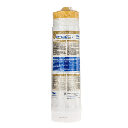 BWT bestmax premium S, 812123, Ion Exchange Water Treatment Cartridge
