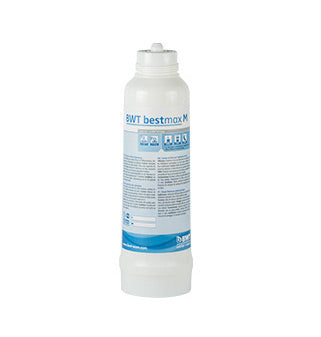 BWT bestmax M, 812220, Ion Exchange Water Treatment Cartridge