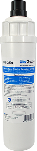 BevGuard BGP-2200, 105116, Everpure Alternate Carbon Filter