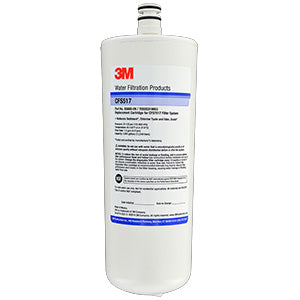 3M Cuno CFS517, 55600-09, Water Filter Cartridge, Carbon Water Filter, Scale Inhibitor