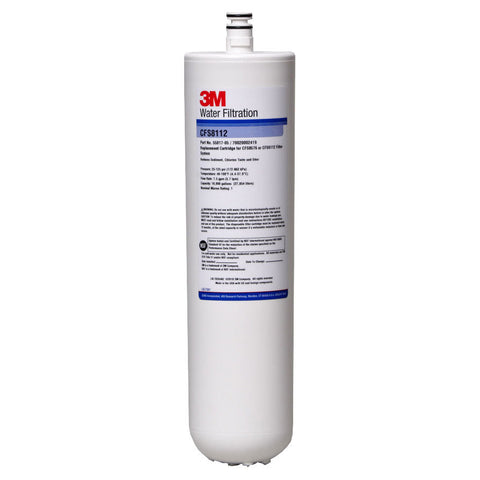 3M Cuno CFS8112, 55817-05, Water Filter Cartridge, Carbon Water Filter