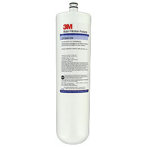 3M Cuno CFS8812X, 56011-01, Water Filter Cartridge, Carbon Water Filter