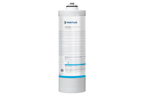 Everpure Claris S, EV4339-10, Carbon Water Filter, Resin, Ion Exchange, Claris Small