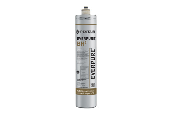 Everpure BH2, EV9612-50, Water Filter Cartridge, Carbon Filter and Scale Inhibitor