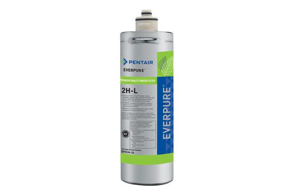 Everpure 2H-L, EV9634-26, Water Filter Cartridge, Pre-coat Filtration
