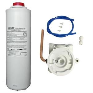 Elkay EWF172, Water Sentry VII Filter System Kit, Cyst and Lead Reduction