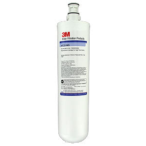3M HF20-MS, 56151-09, Coffee Water Filter Cartridge, Carbon Water Filter, Scale Inhibitor