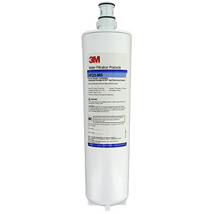 3M HF25-MS, 56152-09, Coffee Water Filter Cartridge, Carbon Water Filter, Scale Inhibitor