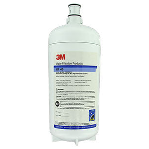 3M HF40, 56133-03, Water Filter Cartridge, Carbon Water Filter, Beverage