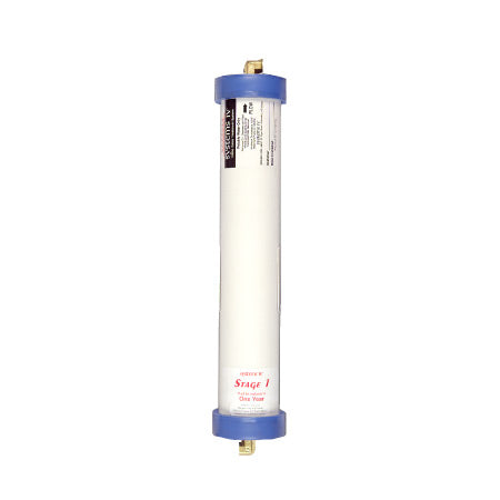 Systems IV MF1401N, Ice Machine Carbon Replacement Filter, Scale Inhibition