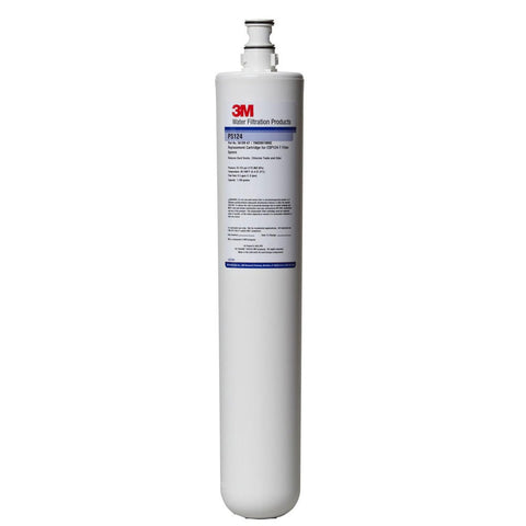 3M PS124, 56338-02, Water Filter Cartridge, Water Treatment, Softening, Espresso