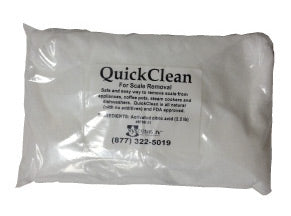 Systems IV QuickClean®, SIV QC, Systems IV QuickClean Citryne® De-Scaling Powder 2.2lb Bag, 1194-1001