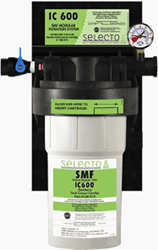 Selecto SMF IC600, 80-6100, Hollow Carbon Filter System