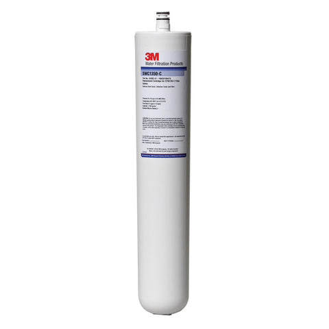 3M Cuno SWC1350-C, 56343-01, Carbon Water Filter Cartridge, Water Softening, Scale Reduction