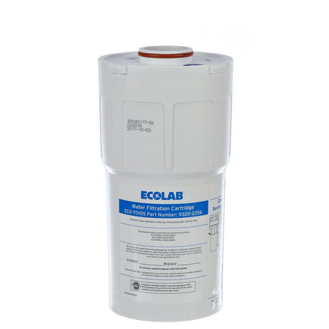 ECOLAB TO10S, 9320-2256, Modular Style Filter Cartridge, Carbon and Scale Inhibitor