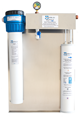 Systems IV WaterMaster CS, SIV WMCS, Multi-Point Combination Carbon Filter System, Citryne Scale Inhibition