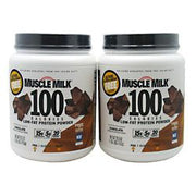 CytoSport Muscle Milk 100 Calories 2-pack