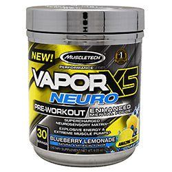 MuscleTech Performance Series VaporX5 Neuro