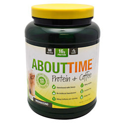SDC Nutrition About Time Protein & Coffee