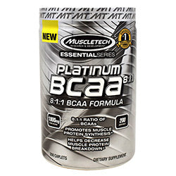 MuscleTech Essential Series Platinum BCAA 8_1:1