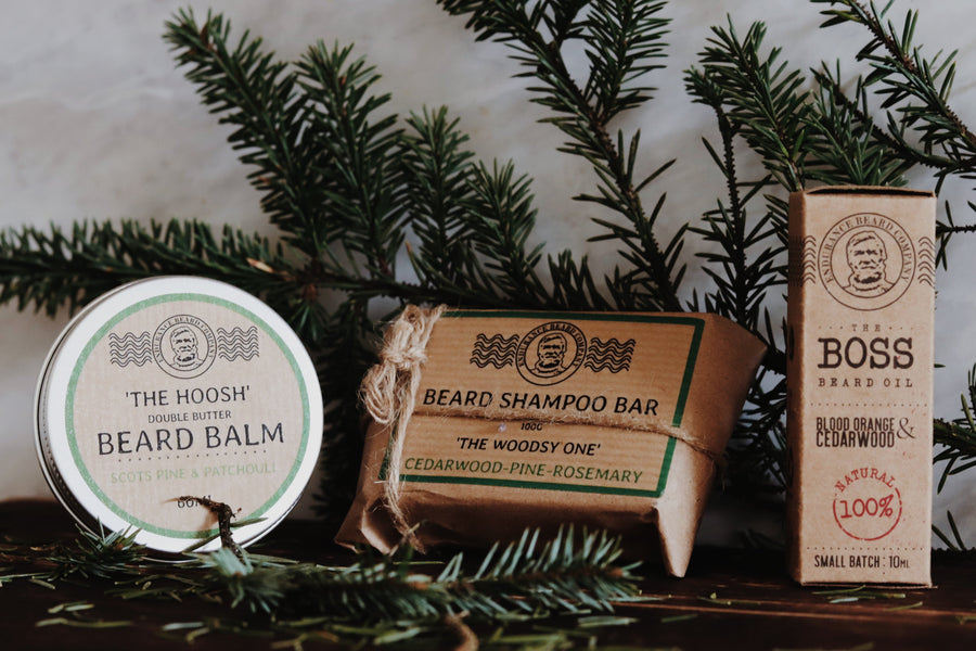 The Beard Box: Gift set
