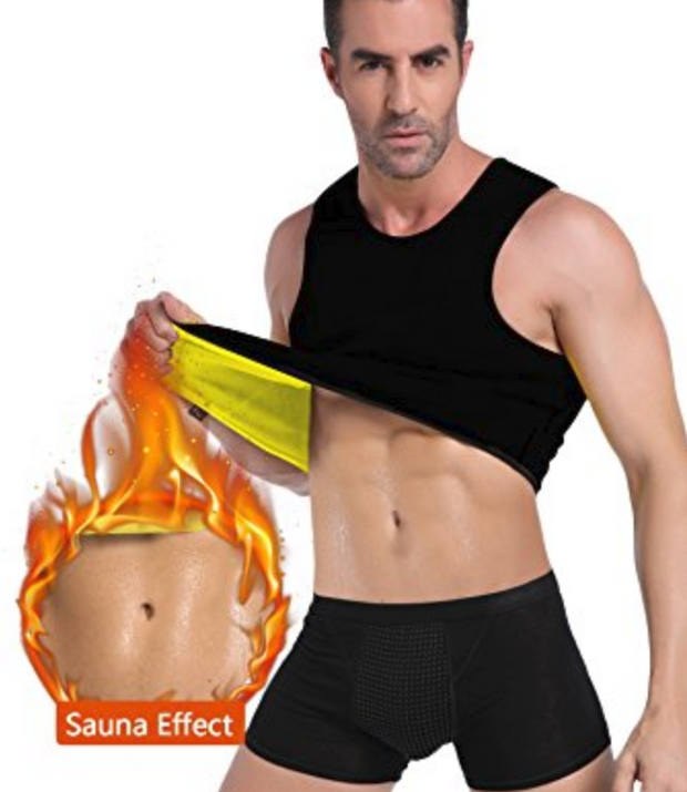 Neoprene Slimming Vest - Men