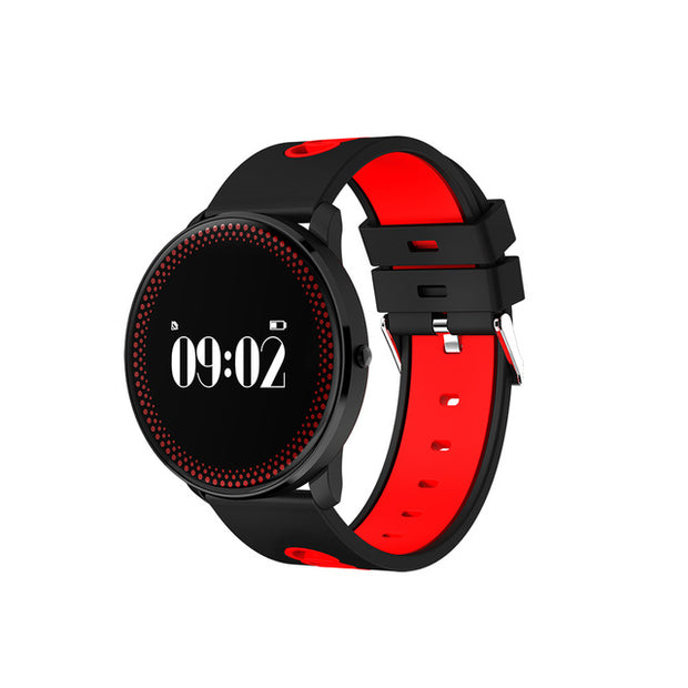 SMART SPORT WATCH (Heart Rate, Blood pressure Monitor)