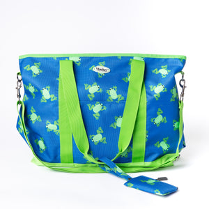Flying Frogs Carry All Tote