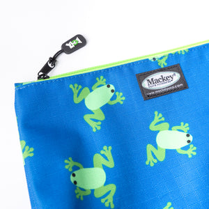 Flying Frogs Pouch