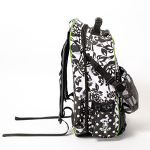 Dandy Papercut Floral Equestrian Backpack