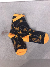 BAMBOO CREW SOCK -BEE MINE