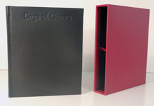 Black Leather-Bound, Signed Edition of 10. (Three available)