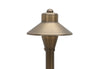 Abajour Solid Brass Path & Area light - Low Voltage Landscape Lighting