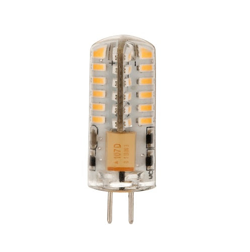 G4 Bi-Pin 2.5W LED BULB Warm White 2700K 360° DIMMABLE 12V AC/DC