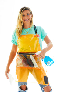 Major Apron- Orange