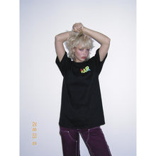 Black HAIR Logo Shirt