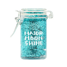 Major Moonshine- Arctic Blue