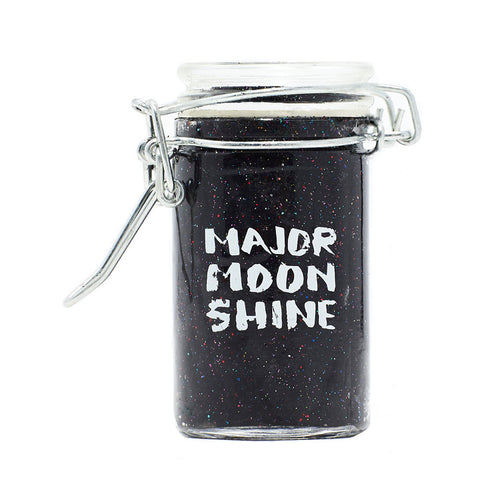 Major Moonshine- Black Galaxy's Rainbow