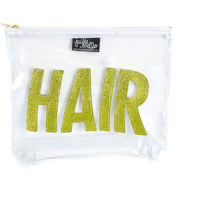 Hair Clear Travel Bag