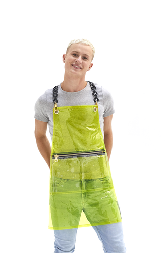 Major Apron- Yellow