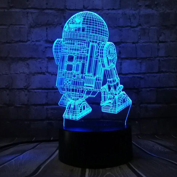 r2d2 lamp star wars