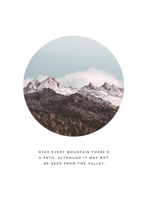 Over every mountain