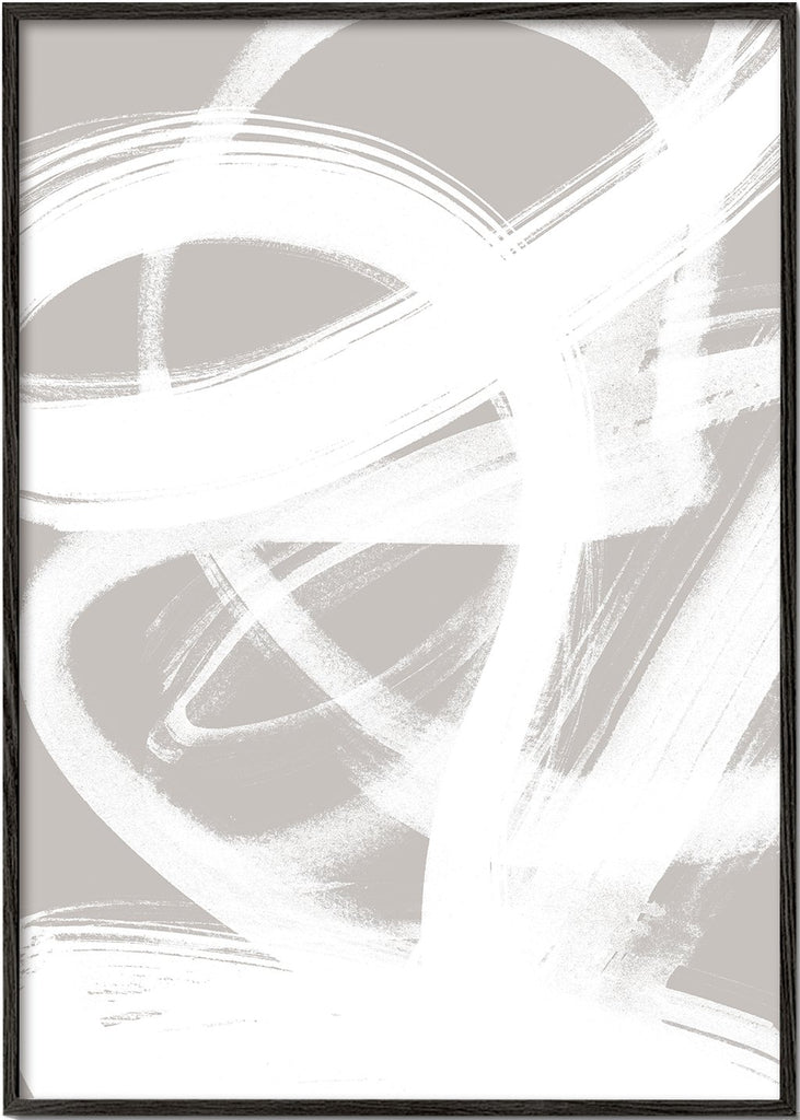 Abstract Brush Strokes 6