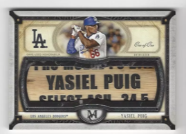 2018 Topps Museum Collection (gallery)