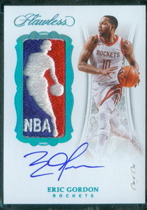 2017-18 Panini Flawless Basketball (gallery)