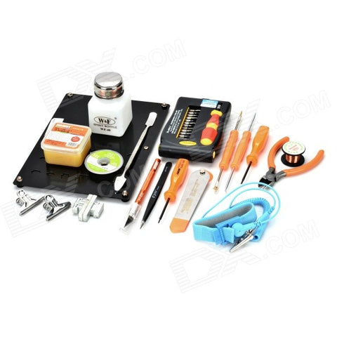 JAKEMY JM-1101 Screwdriver Soldering Repair Toolkit