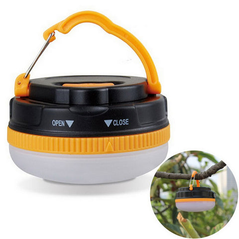 18lm LED Outdoor Camping Light / Tent Night Lamp