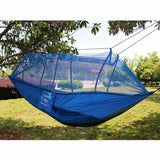 AoTu AT6730 Dual Person Parachute Nylon Fabric Hammock