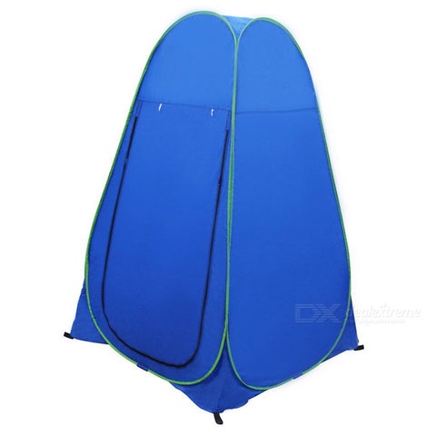 Outdoor Portable Polyester + Steel Instant Pop Up Tent
